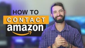 How to Contact Amazon Seller Support by Phone or email in 2021